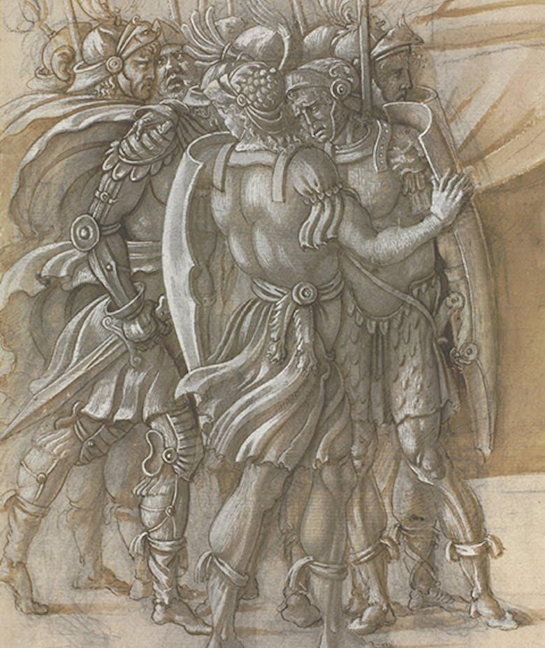 Giuliano da Sangallo - Disegni degli Uffizi