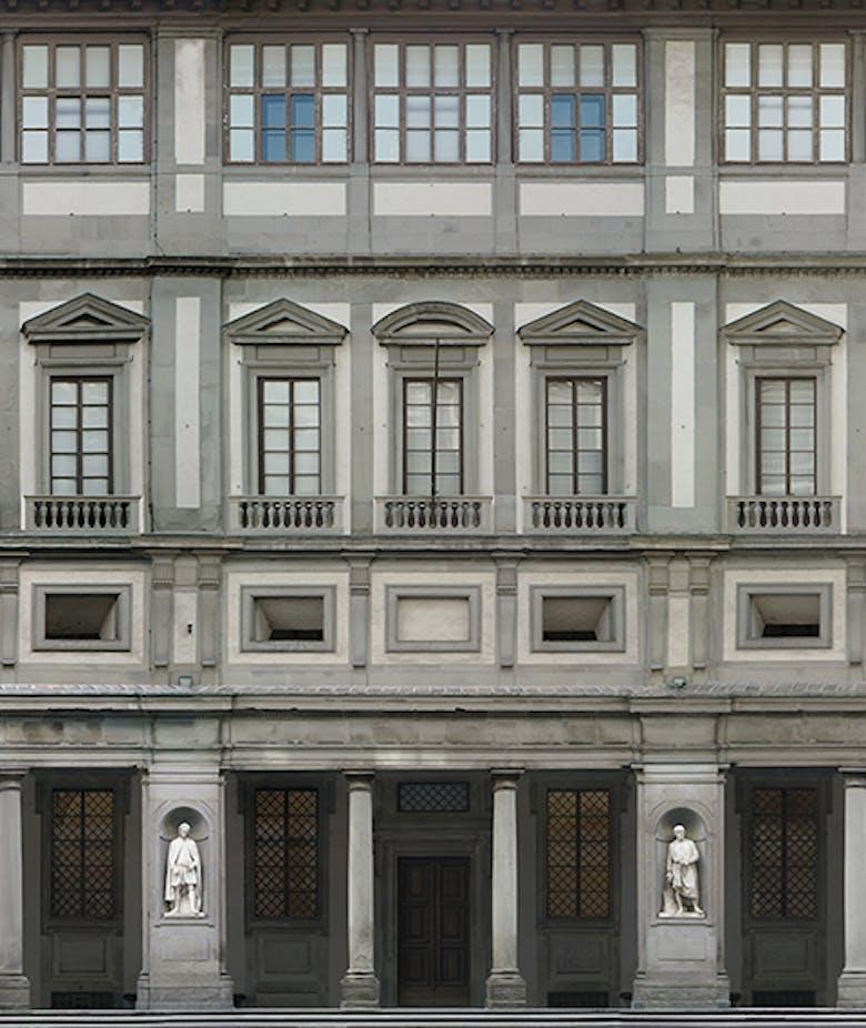 Gli Uffizi