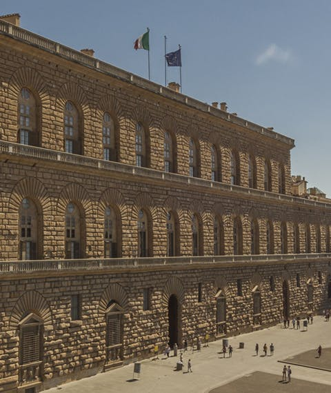 New timetable and pricing structure for the Museums of  Pitti Palace