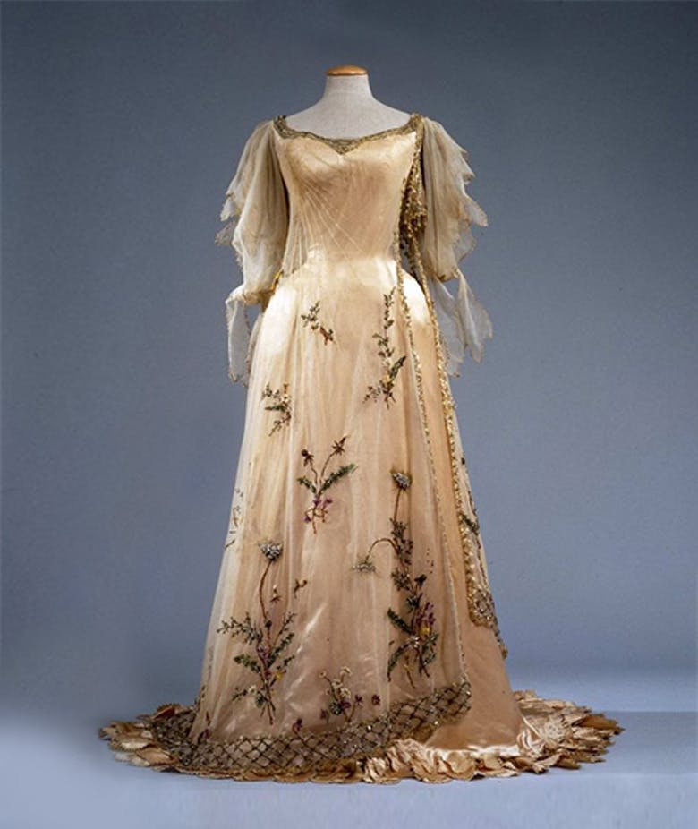 The Spring (Evening gown)