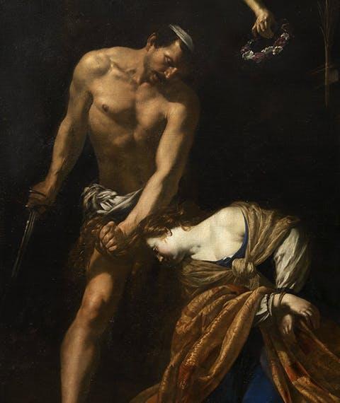 Martirio di Santa Cecilia