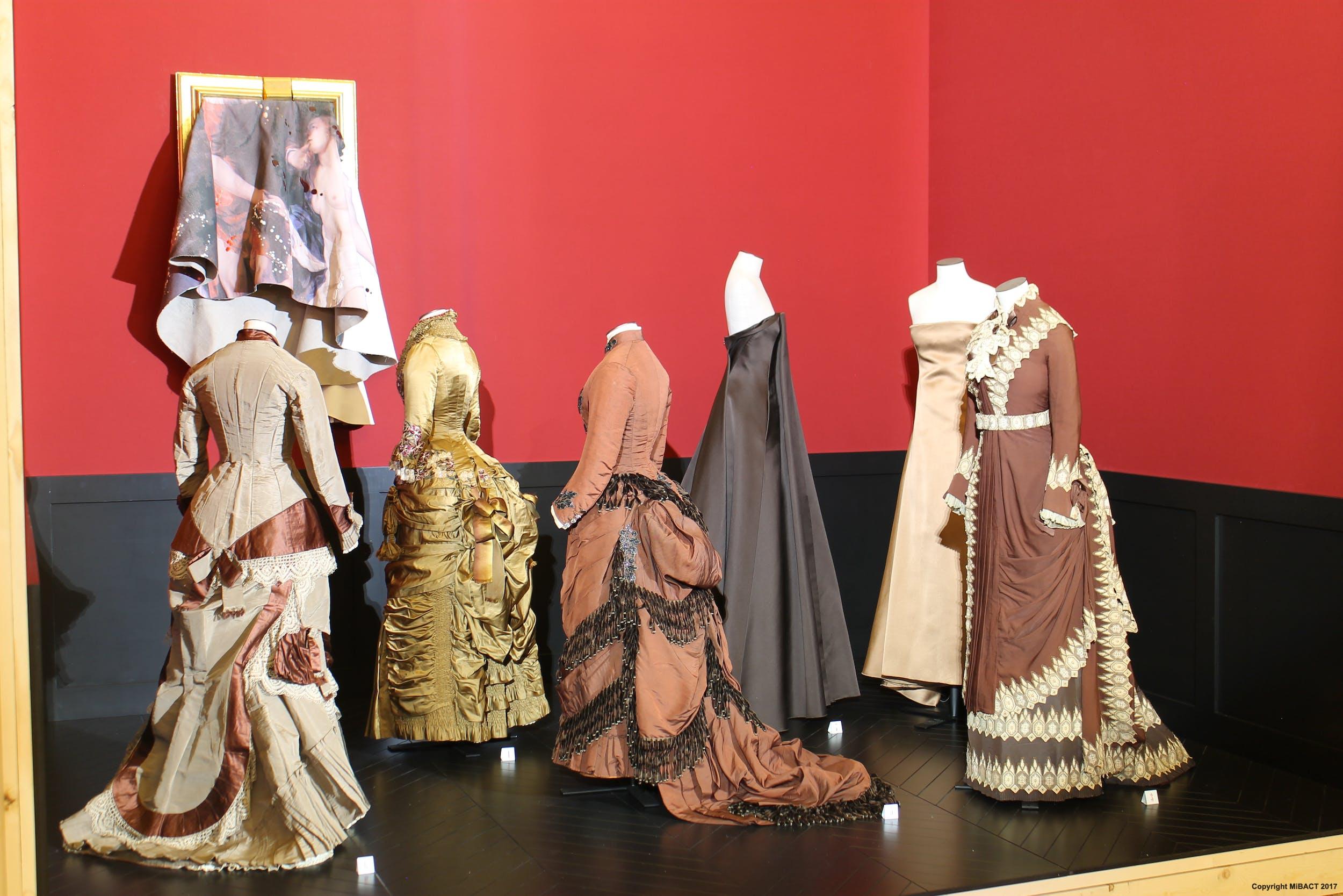 The ephemeral museum of fashion uffizi galleries for Palazzo pitti orari