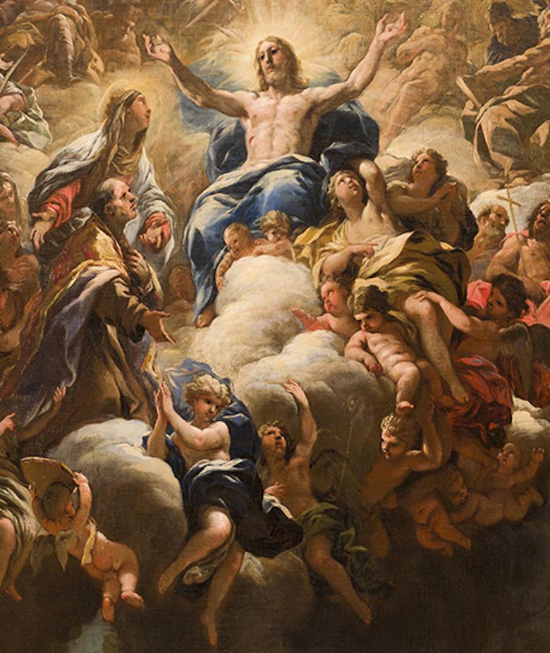 The Uffizi and its Hinterland Preparatory paintings by Luca Giordano and Taddeo Mazzi for two large monastic complexes