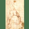 Studio di figura maschile nuda