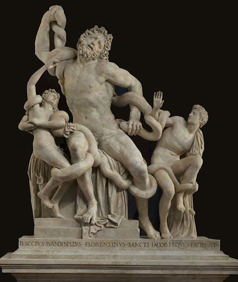Myths at the Uffizi