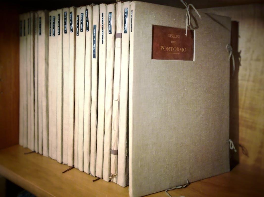"""I 20 volumi in folio del """"Portafoglio Olschki"""""""