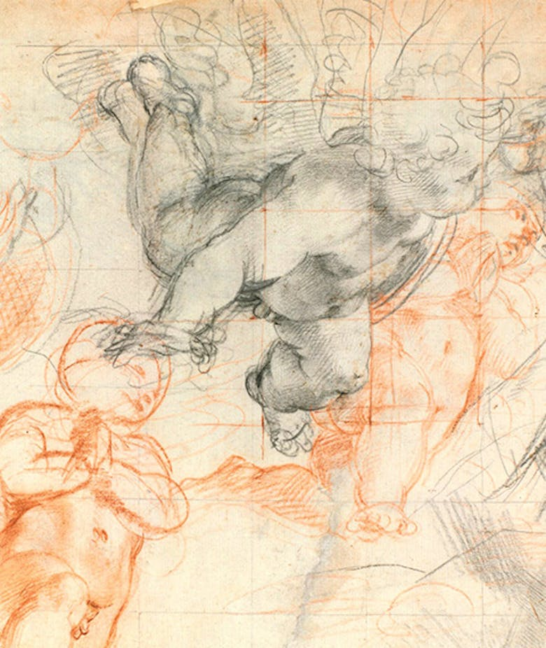 Federico Barocci master draughtsman. The creation of images