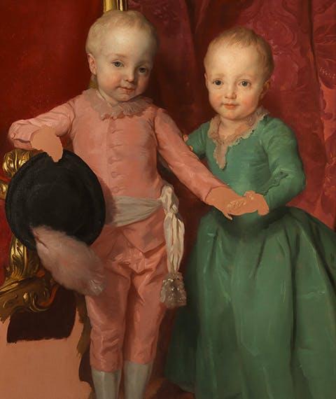 I nipoti del Re di Spagna
