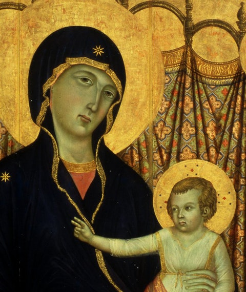 rucellai madonna Painting by duccio di buoninsegna (museum: uffizi) rucellai madonna is an artwork on useum it was created by duccio di buoninsegna in 1285 useum is a social network that enables users to collect, document and share their most cherished art, for everyone to see, comment and add to it.