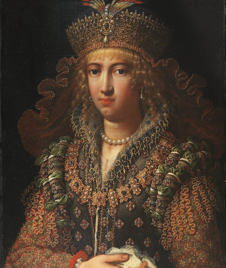 News about a Painting at the Uffizi: the Queen of Armenia by Mario Balassi