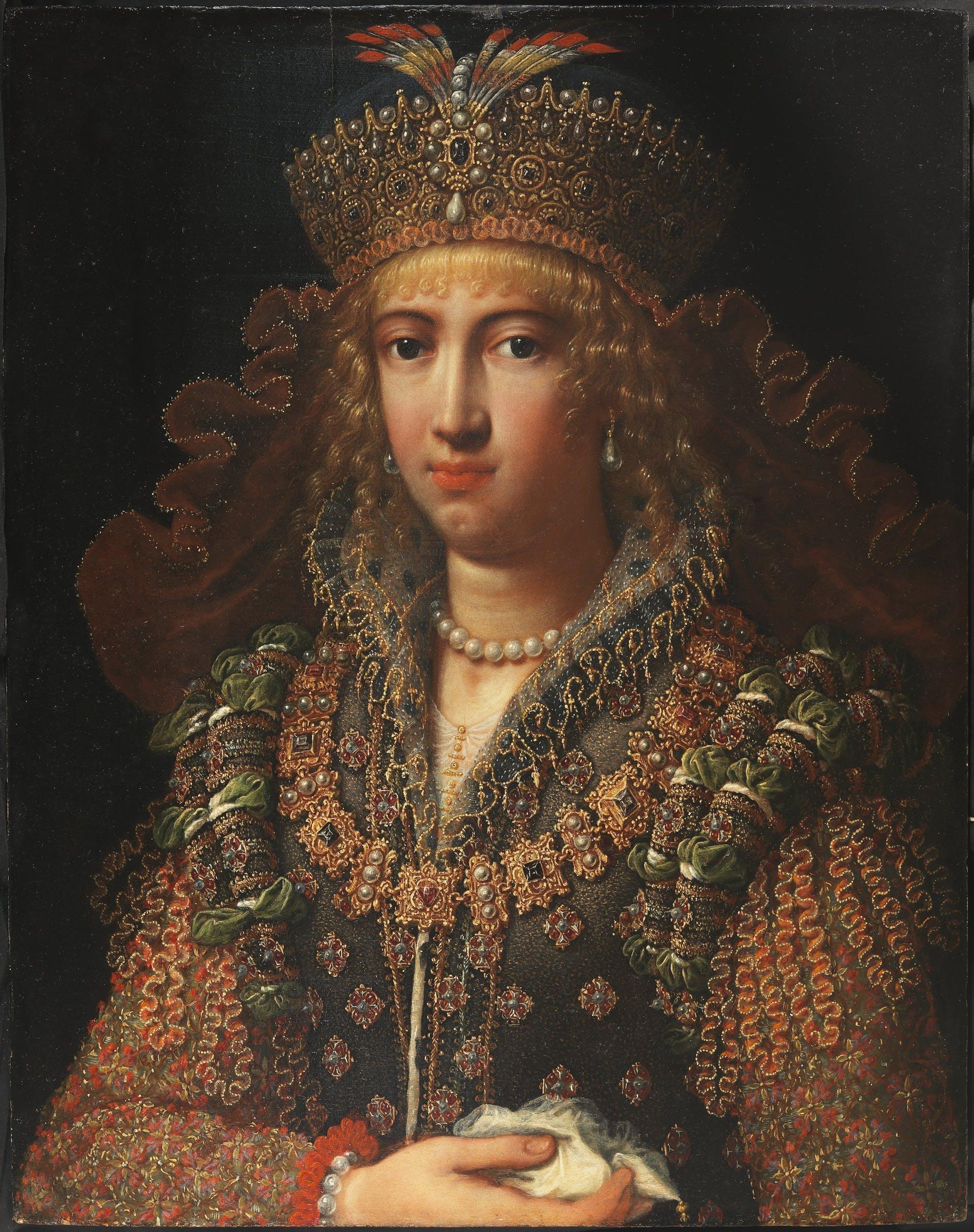 Fig. 1, Mario Balassi, Regina d'Armenia, Firenze, Galleria delle Statue e delle Pitture degli Uffizi