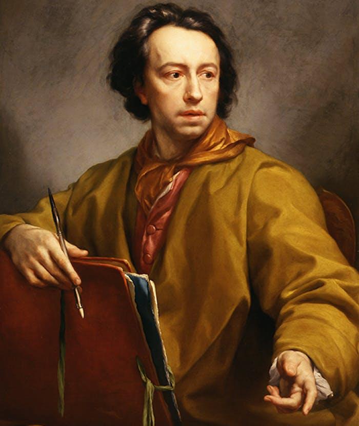 I Nipoti del Re di Spagna: Anton Raphael Mengs e Firenze