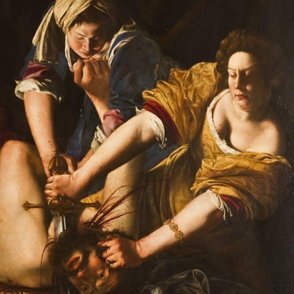 Judith Beheading Holofernes | Artworks | Uffizi Galleries