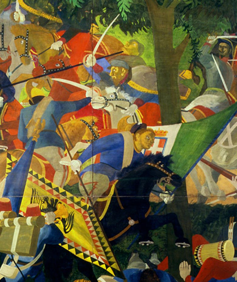 The Battle of San Martino
