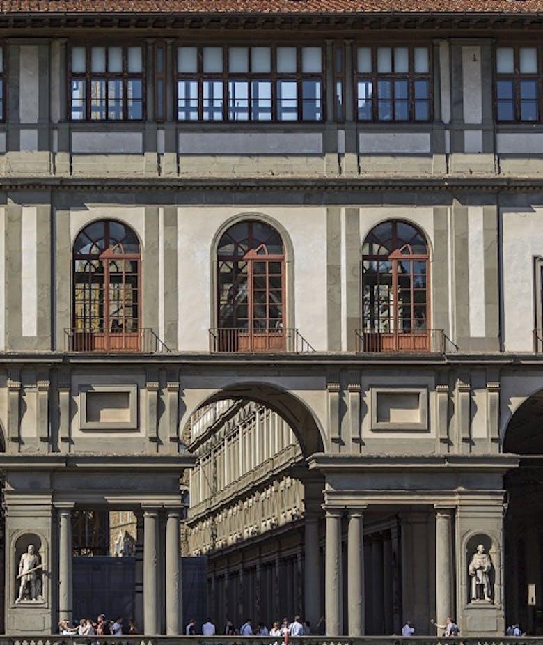 ll Palazzo degli Uffizi