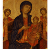 The model of Byzantine icons