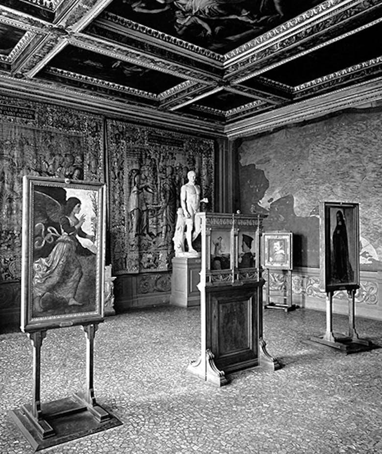 Nascita e significato di un Museo. Uffizi e Galleria Palatina