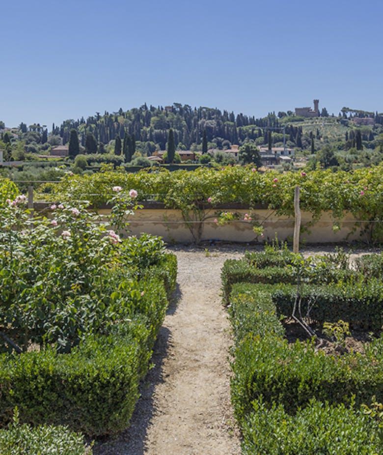 Il Giardino di Boboli e le Ville medicee