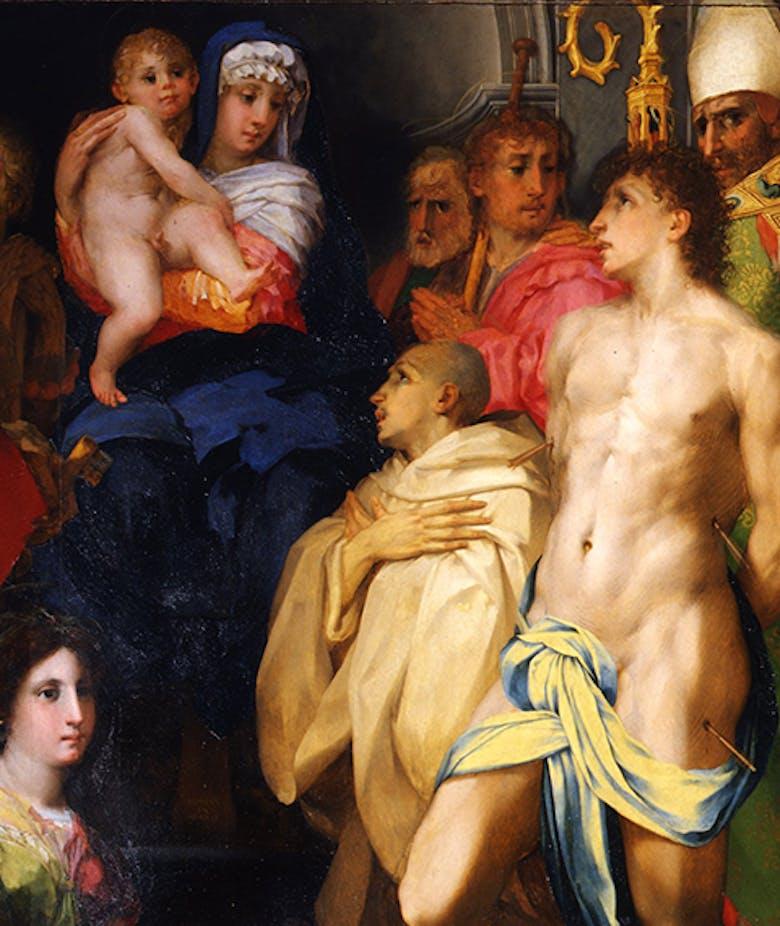 Maestri della pittura del Cinquecento