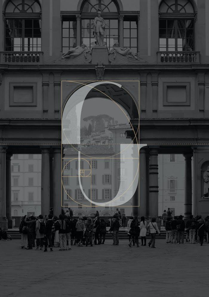 Branding per le Gallerie degli Uffizi