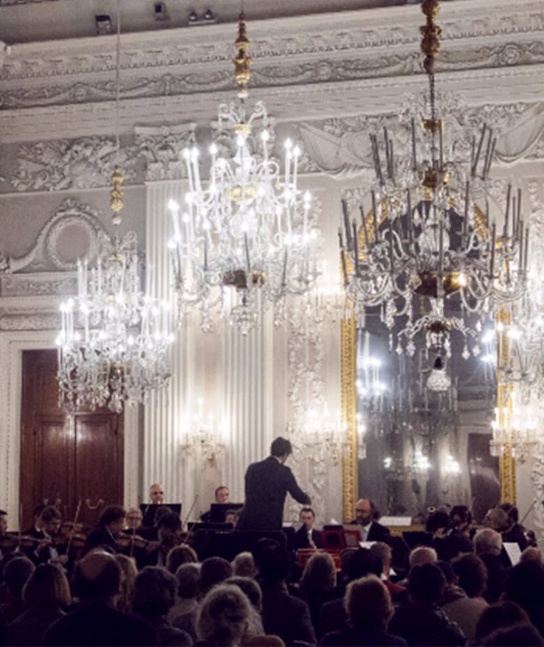 Maggio Musicale Fiorentino presents concerts of Mozart Cycle in the White Room of Pitti Palace