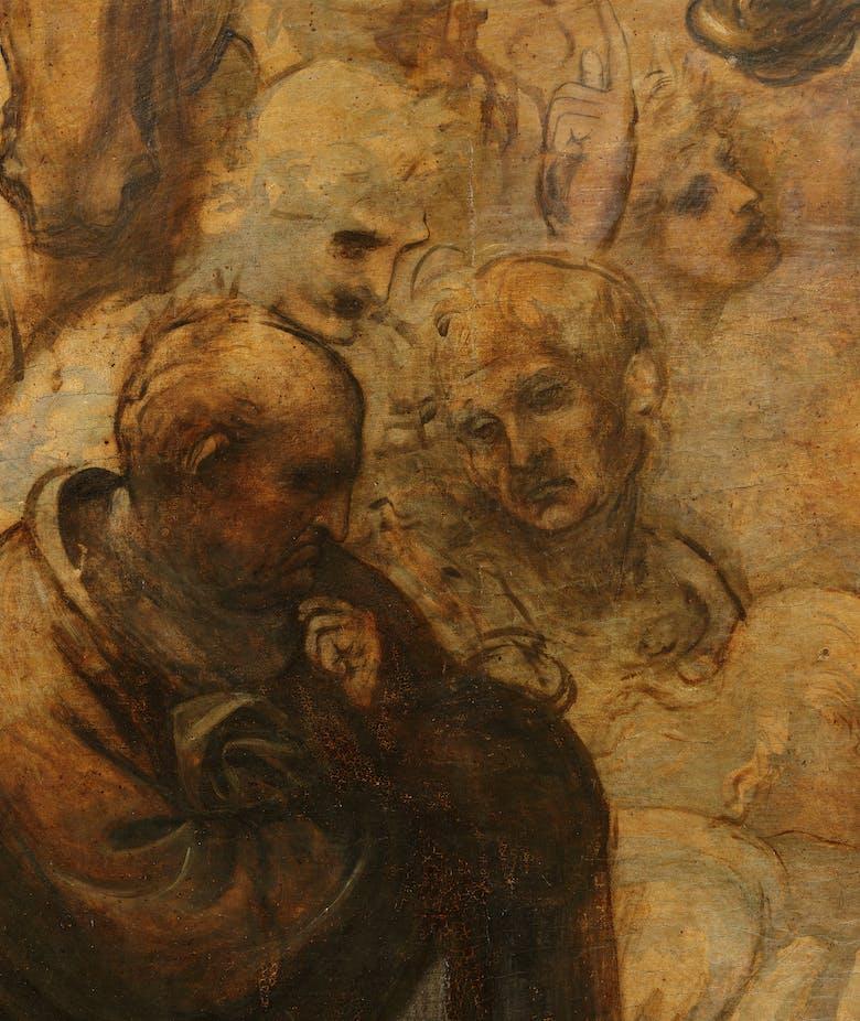 Il restauro dell'Adorazione dei Magi di Leonardo da Vinci. Capire il non-finito