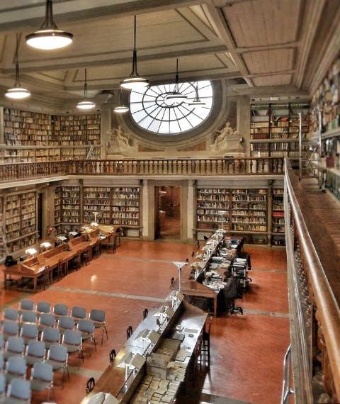 Closure of the Uffizi Library