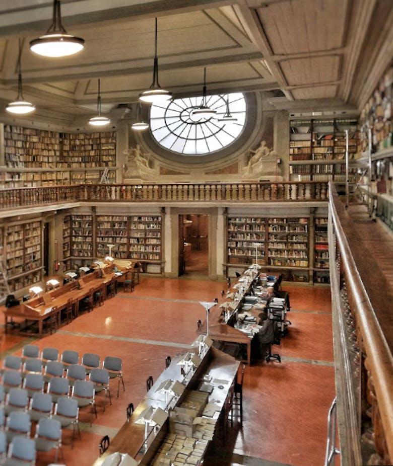 Chiusura temporanea della Biblioteca degli Uffizi
