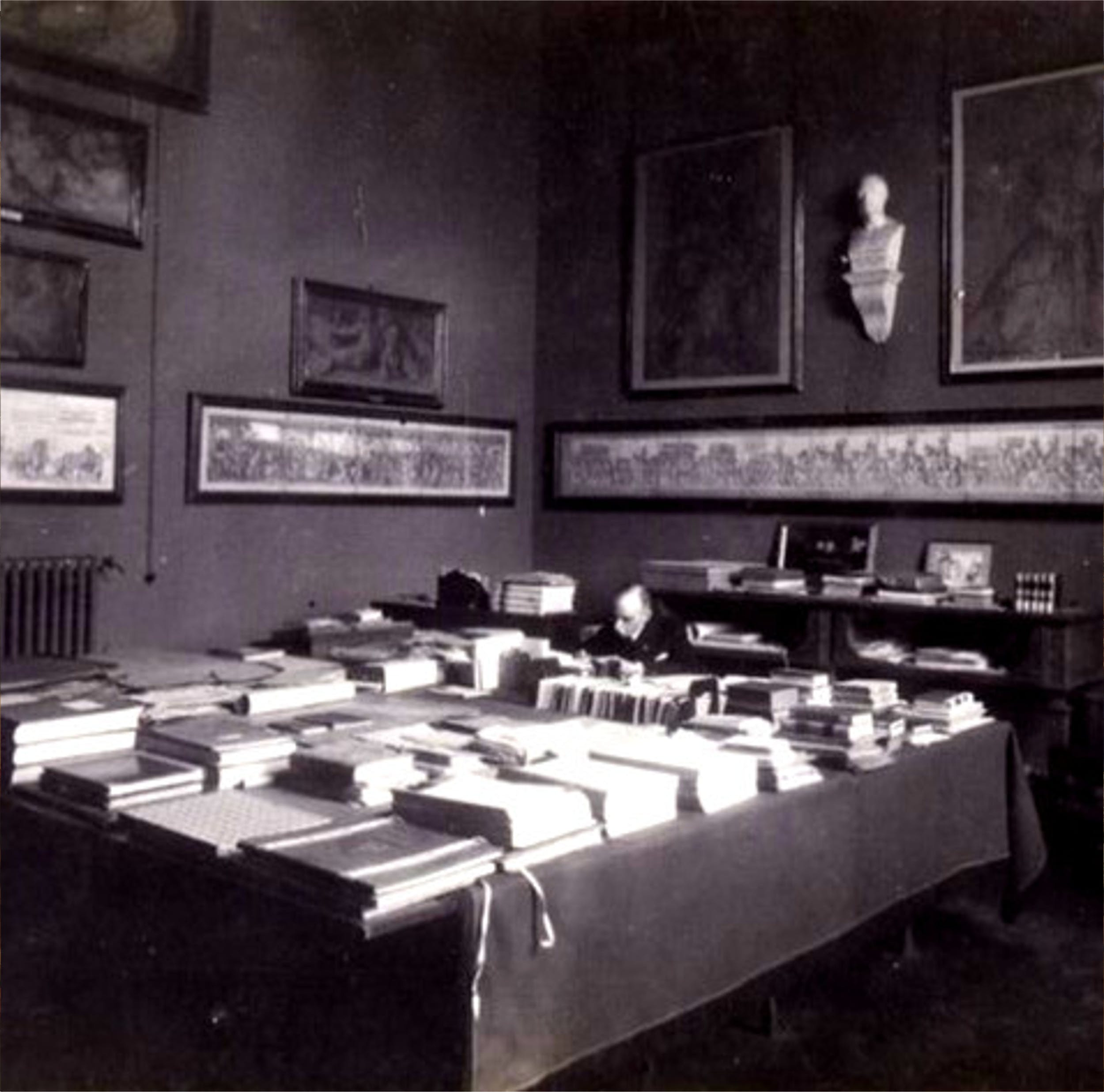 The World Of Yesterday Rare Book Collection Of The Library On View