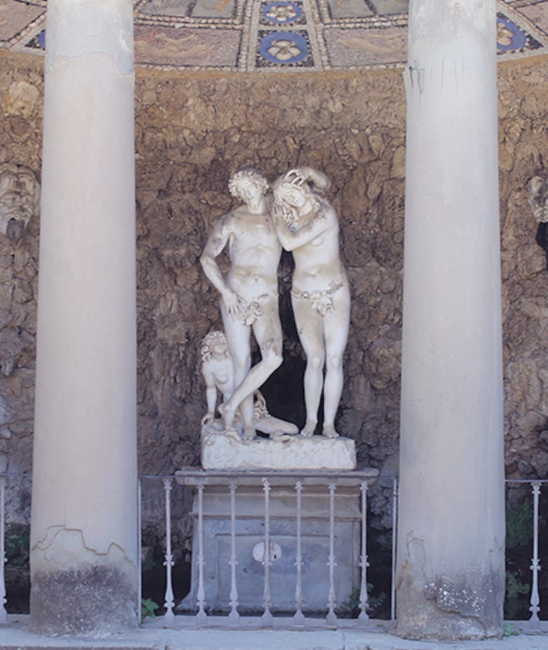 Grotto of Adam and Eve
