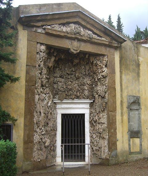 Madama Grotto (Grotta di Madama)