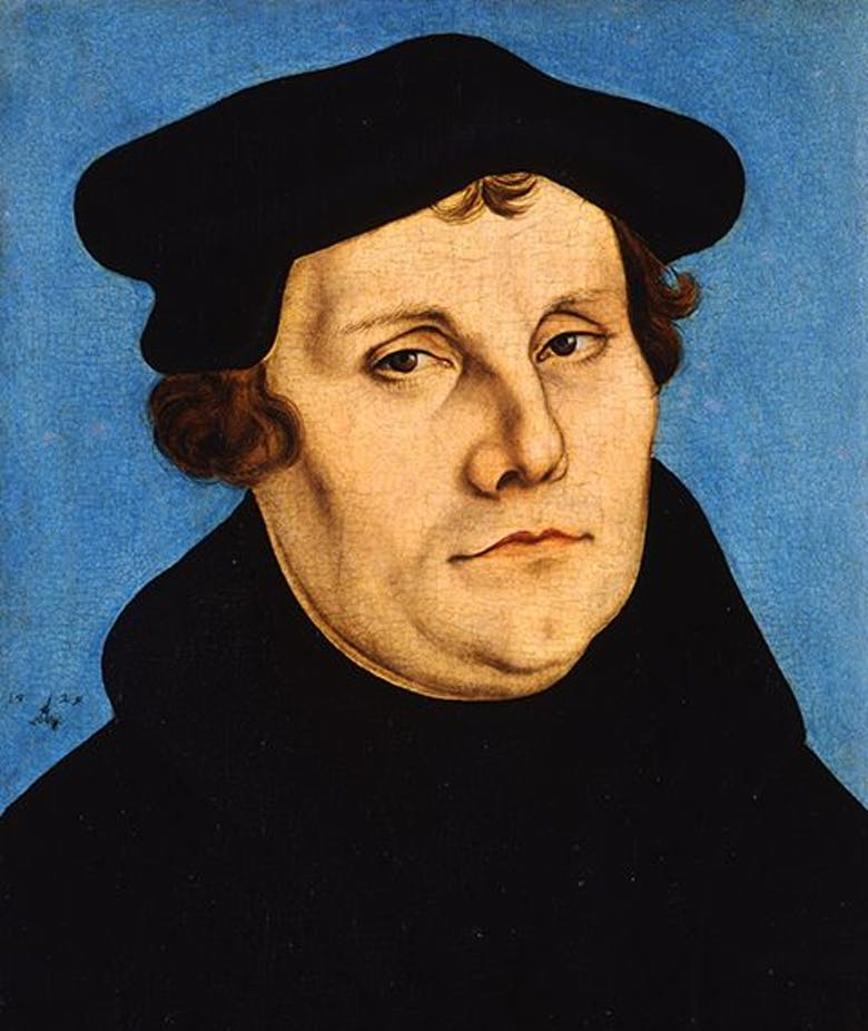 Portraits of the Reformation. Luther and Cranach in the Medici Collections