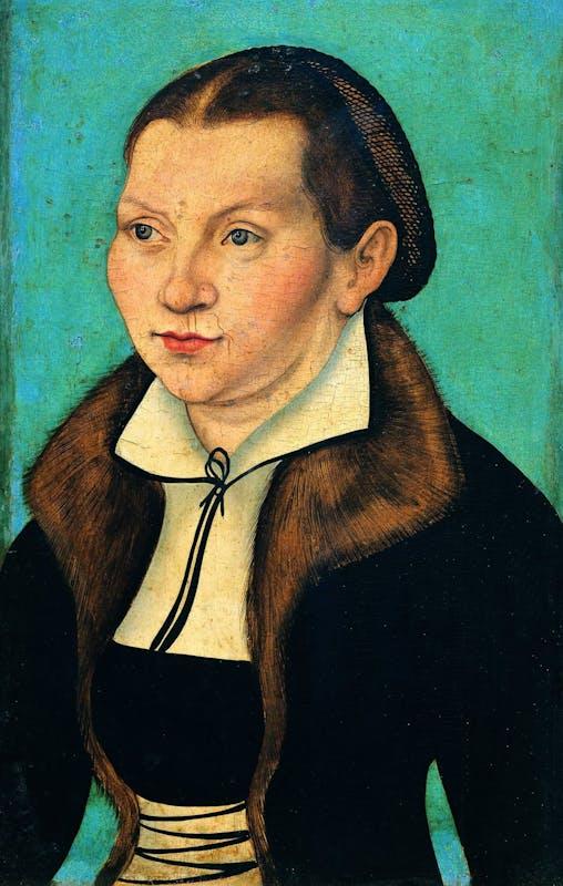 Ritratto di Caterina von Bora