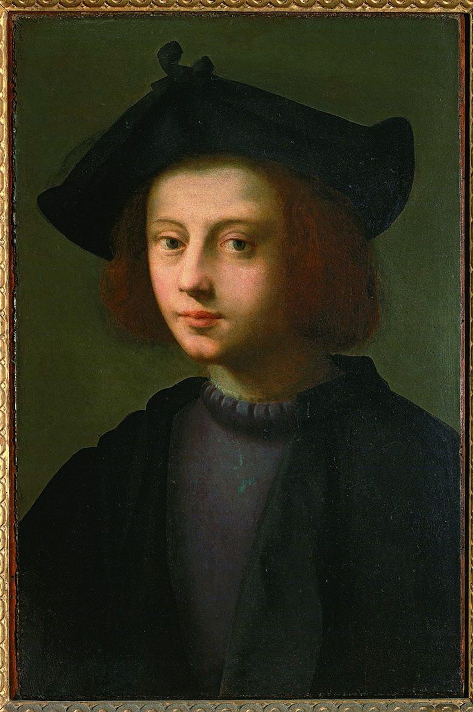 Ritratto di Pietro Carnesecchi