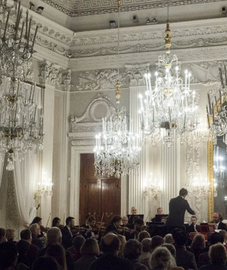 Maggio Musicale Fiorentino presents the second date with the Cycle Mozart in the White Room of Palazzo Pitti