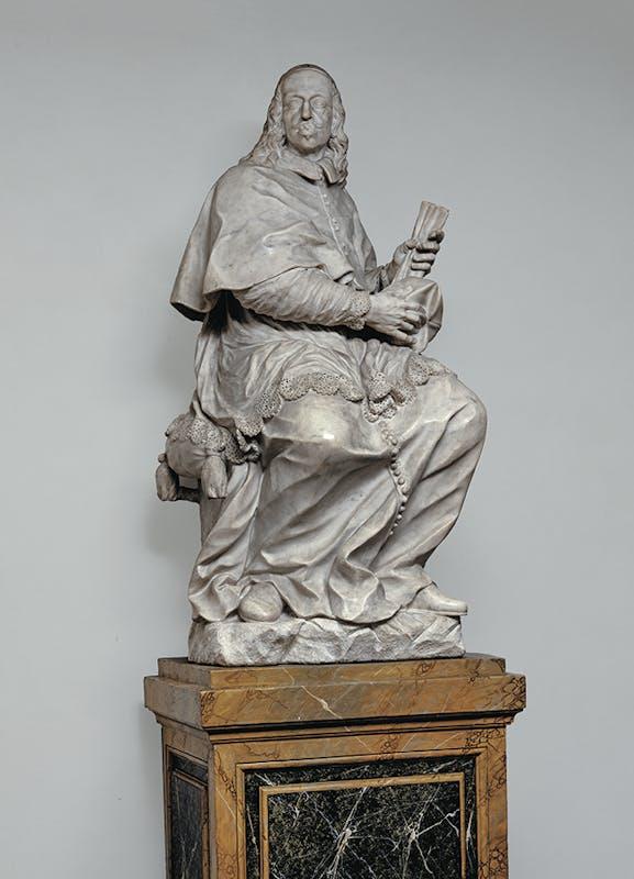 Giovan Battista Foggini - Cardinale Leopoldo de' Medici