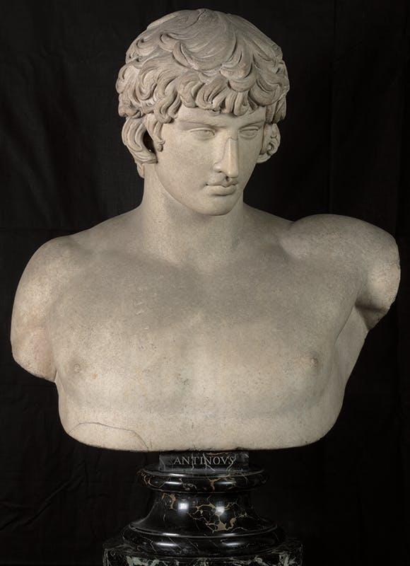 Arte romana - Ritratto di Antinoo
