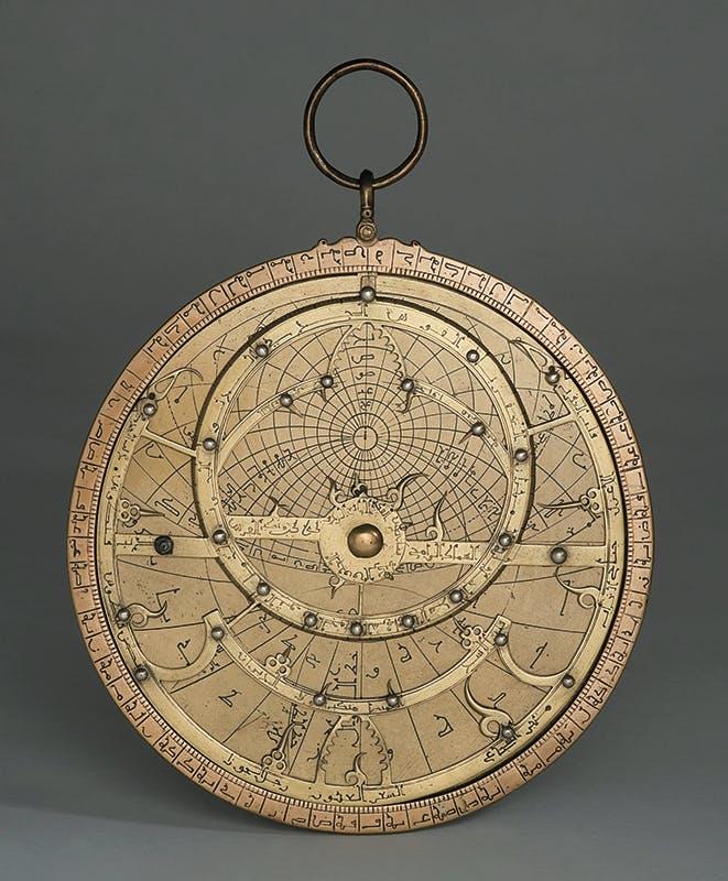 Manifattura araba - Astrolabio