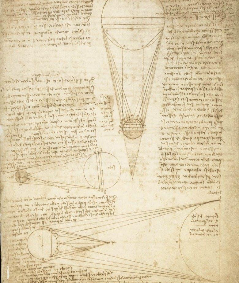 Annunciata l'esposizione del Codice Leicester di Leonardo da Vinci agli Uffizi