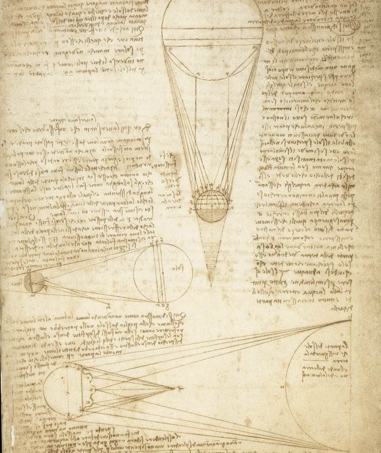 Presented to the press the Codex Leicester by Leonardo da Vinci on view at the Uffizi