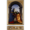 "Mariotto Albertinelli, ""Visitation"" (1503)"
