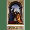"""Mariotto Albertinelli, """"Visitazione"""" (1503)"""