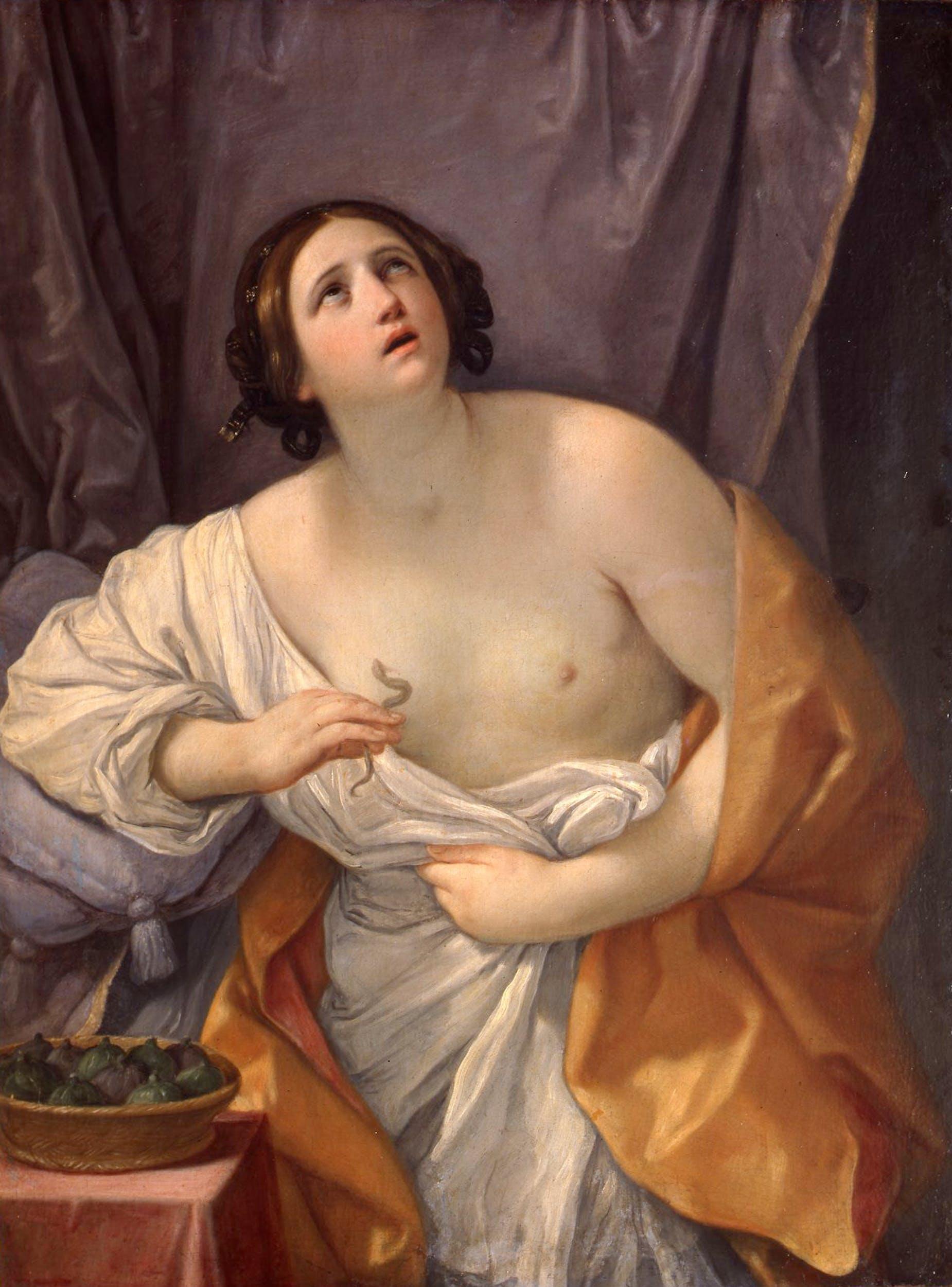Guido Reni, Cleopatra, Galleria Palatina