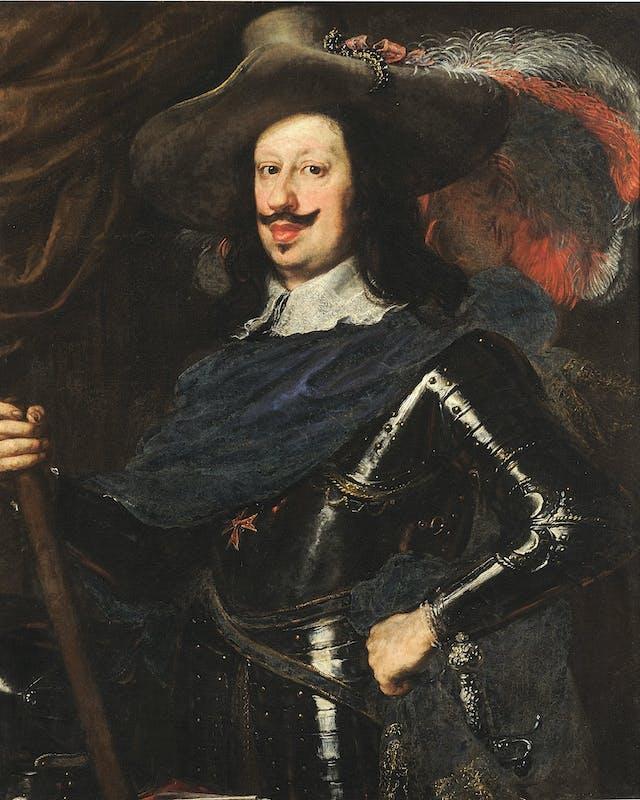 Justus Suttermans, Ritratto di Ferdinando II, Galleria Palatina