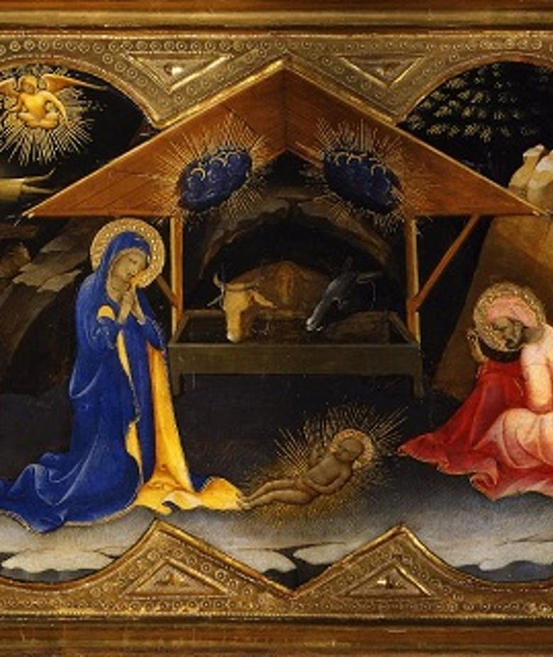 Christmas at the Uffizi!