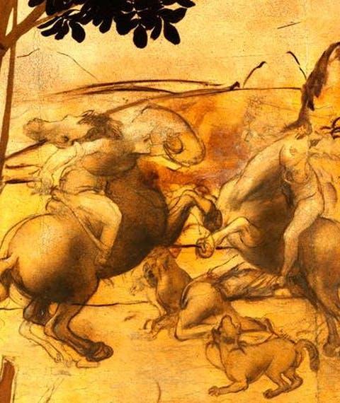 """Giornate di studi dedicate al restauro dell'""""Adorazione dei Magi""""  di Leonardo da Vinci"""