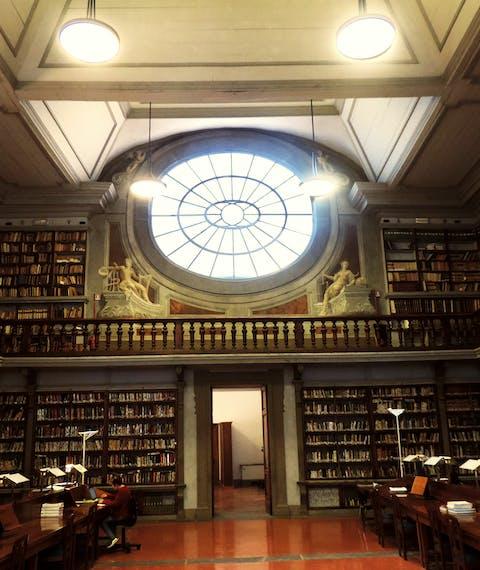 Chiusura Biblioteca degli Uffizi alla consultazione