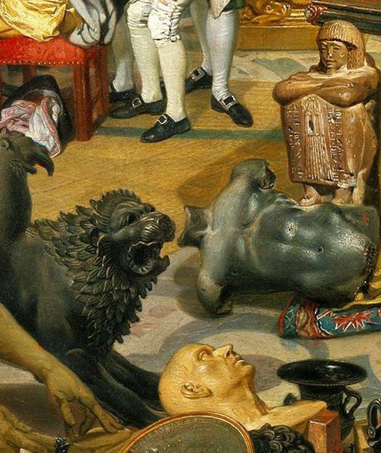 Un patto per l'archeologia, un patto per Firenze, l'Italia e l'Europa