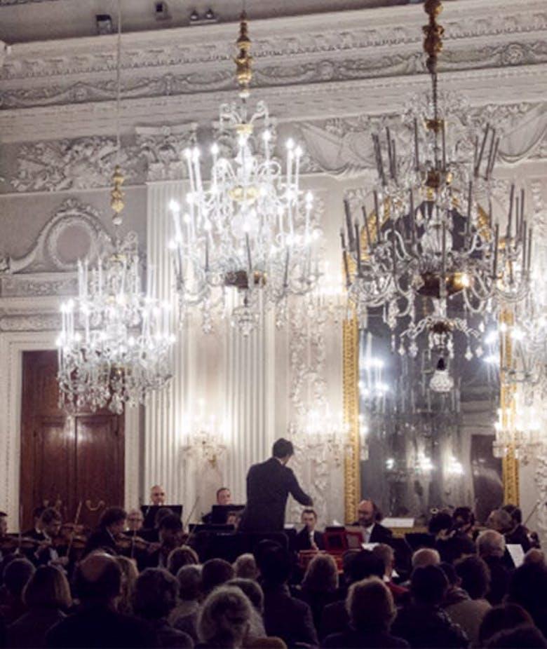 Riprende il Ciclo Mozart del Maggio Musicale Fiorentino nella Sala Bianca di Palazzo Pitti