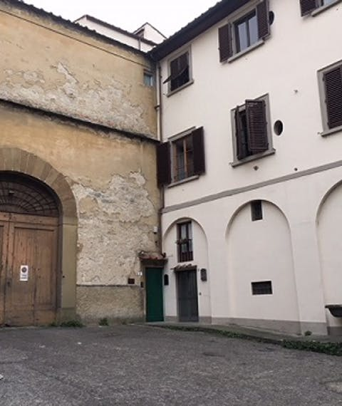 The two little squares beside the square in front of Pitti Palace will be named after Carlo Levi and Anna Maria Ichino
